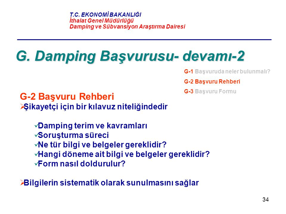 G. Damping Başvurusu- devamı-2