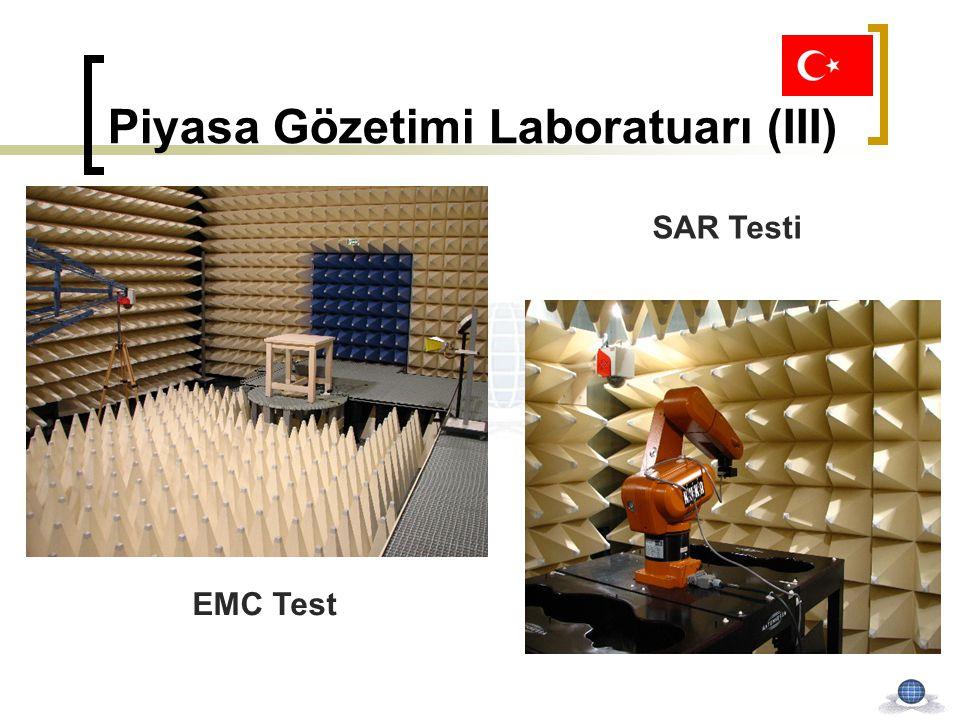 Piyasa Gözetimi Laboratuarı (III)