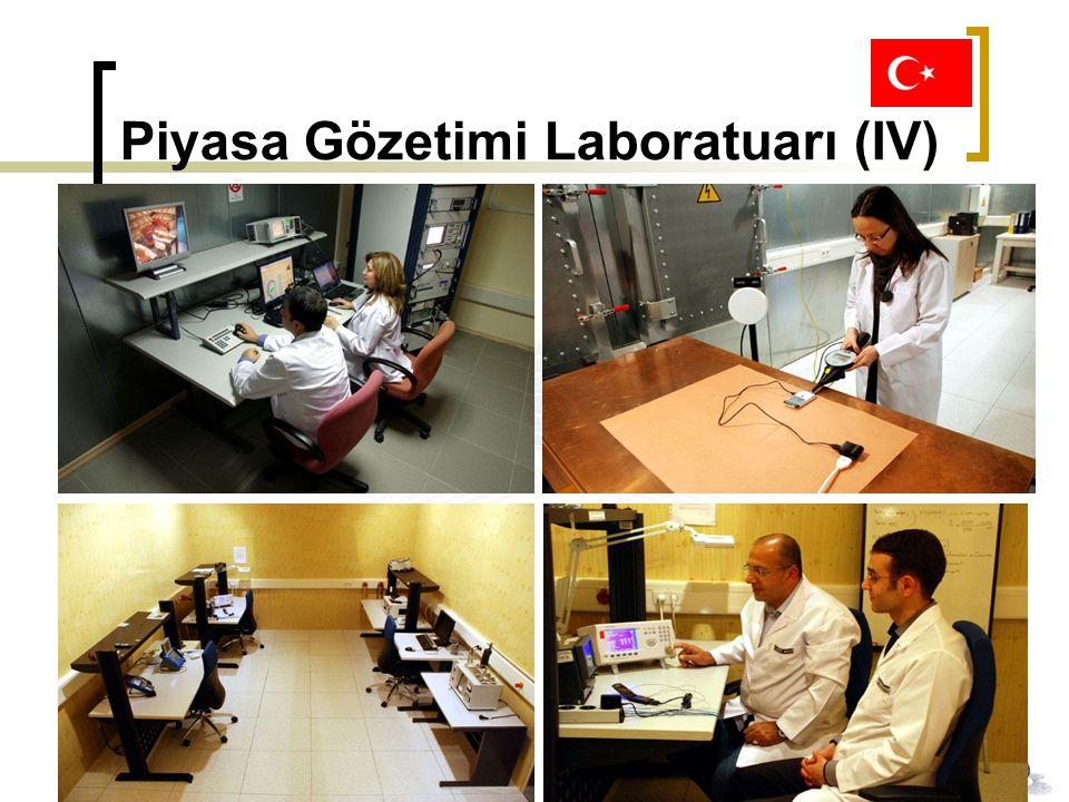 Piyasa Gözetimi Laboratuarı (IV)