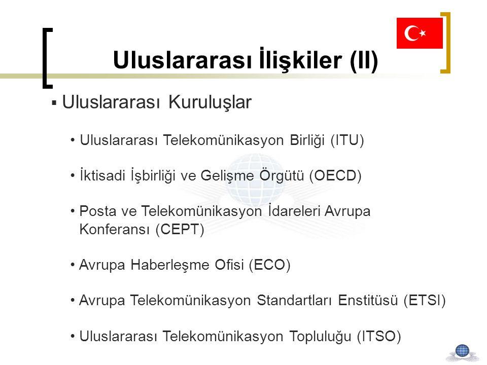 Uluslararası İlişkiler (II)