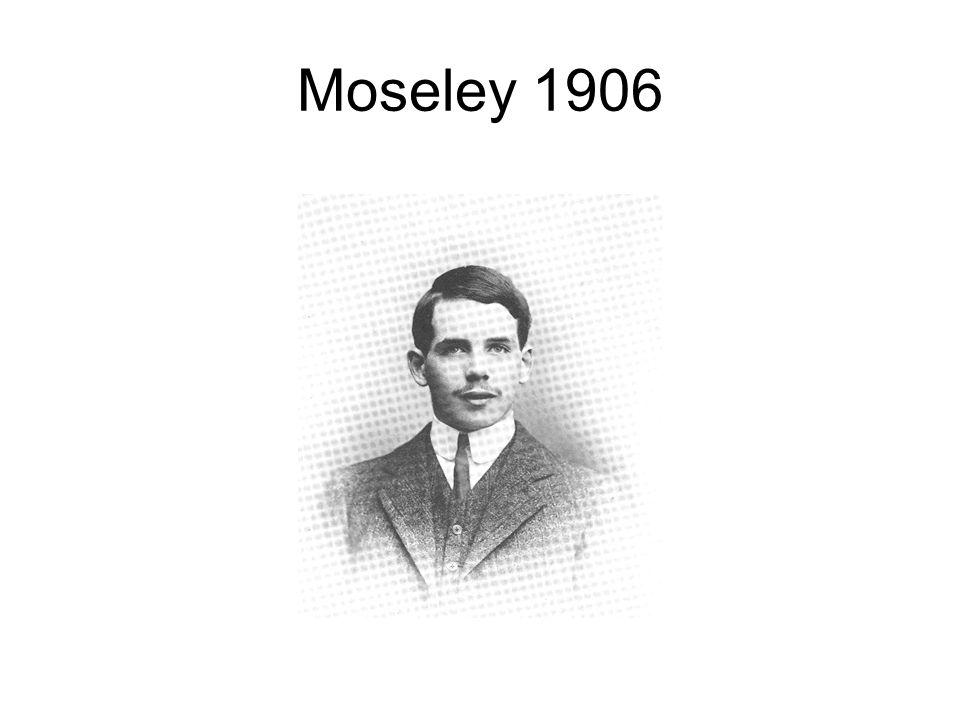 Moseley 1906