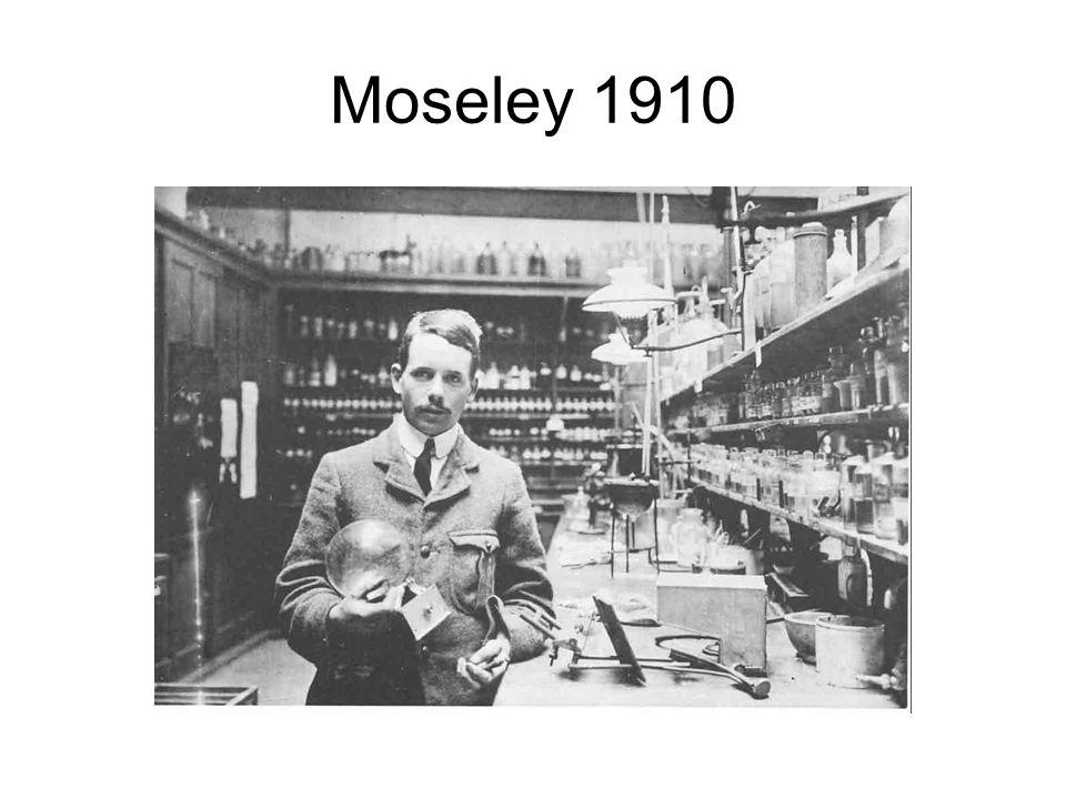 Moseley 1910