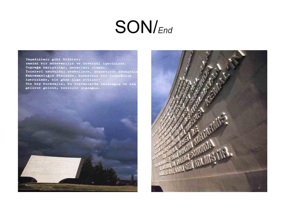 SON/End
