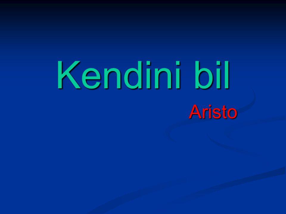 Kendini bil Aristo