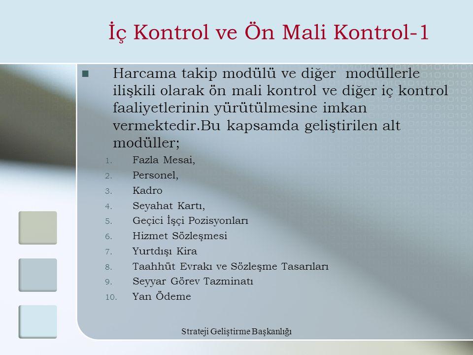 İç Kontrol ve Ön Mali Kontrol-1