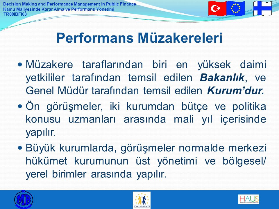 Performans Müzakereleri