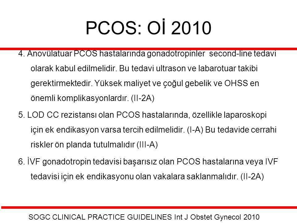 PCOS: Oİ 2010