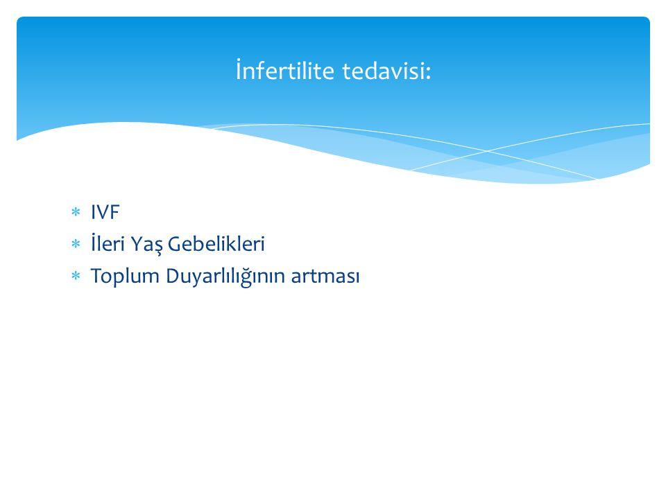 İnfertilite tedavisi: