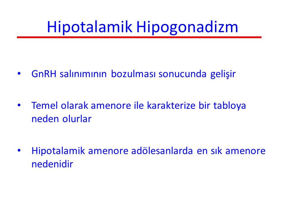 Hipotalamik Hipogonadizm