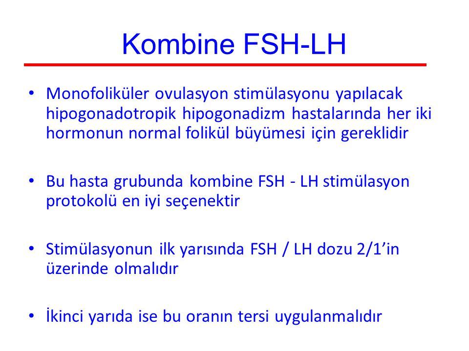 Kombine FSH-LH