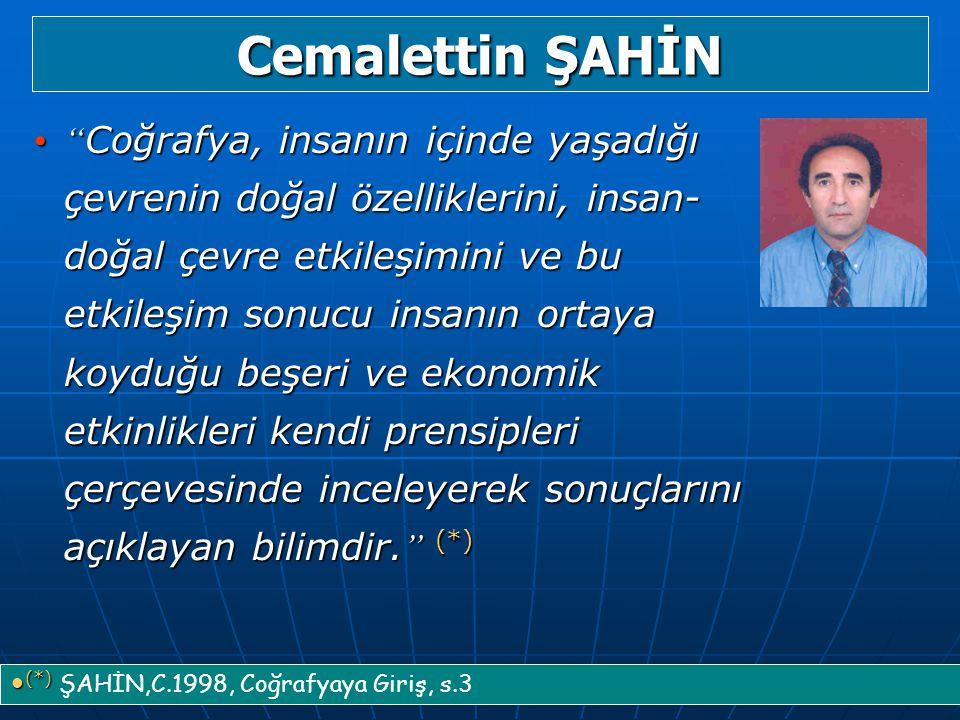 Cemalettin ŞAHİN