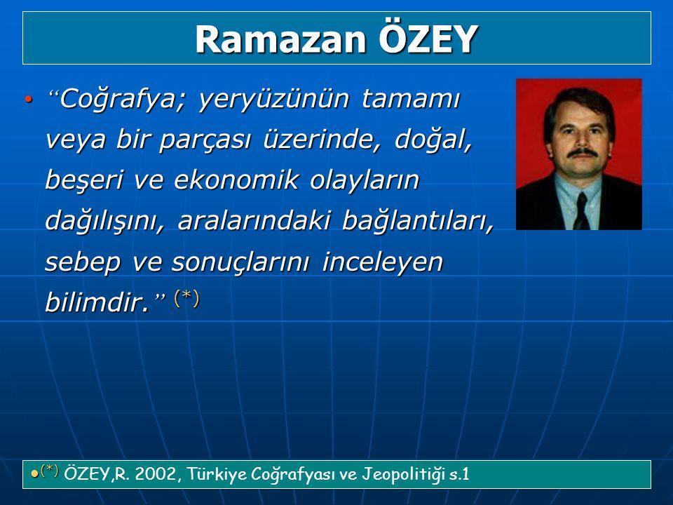 Ramazan ÖZEY