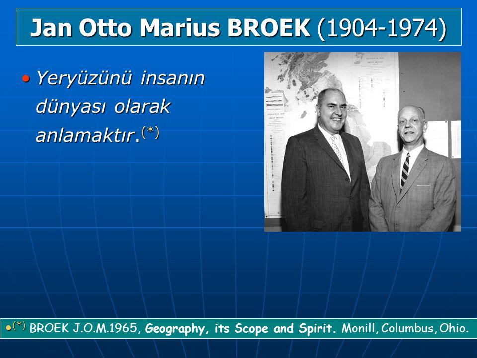 Jan Otto Marius BROEK (1904-1974)