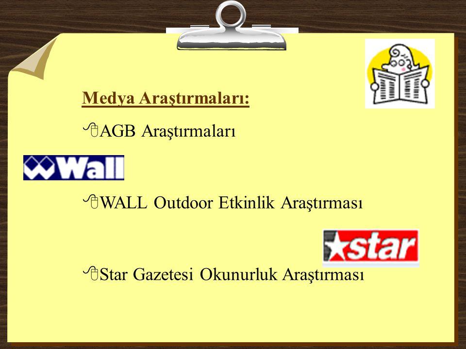 Medya Araştırmaları: AGB Araştırmaları