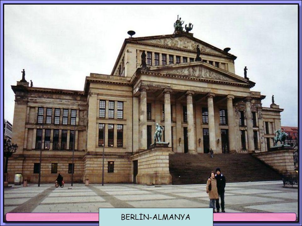 BERLİN-ALMANYA
