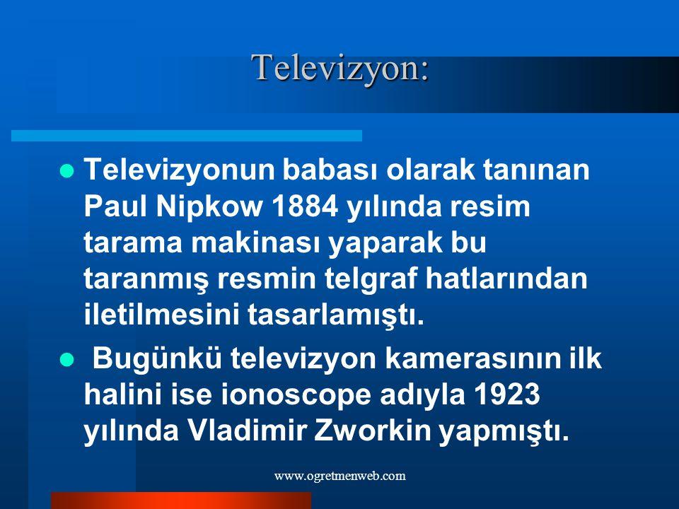 Televizyon: