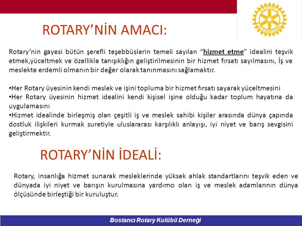 Bostancı Rotary Kulübü Derneği