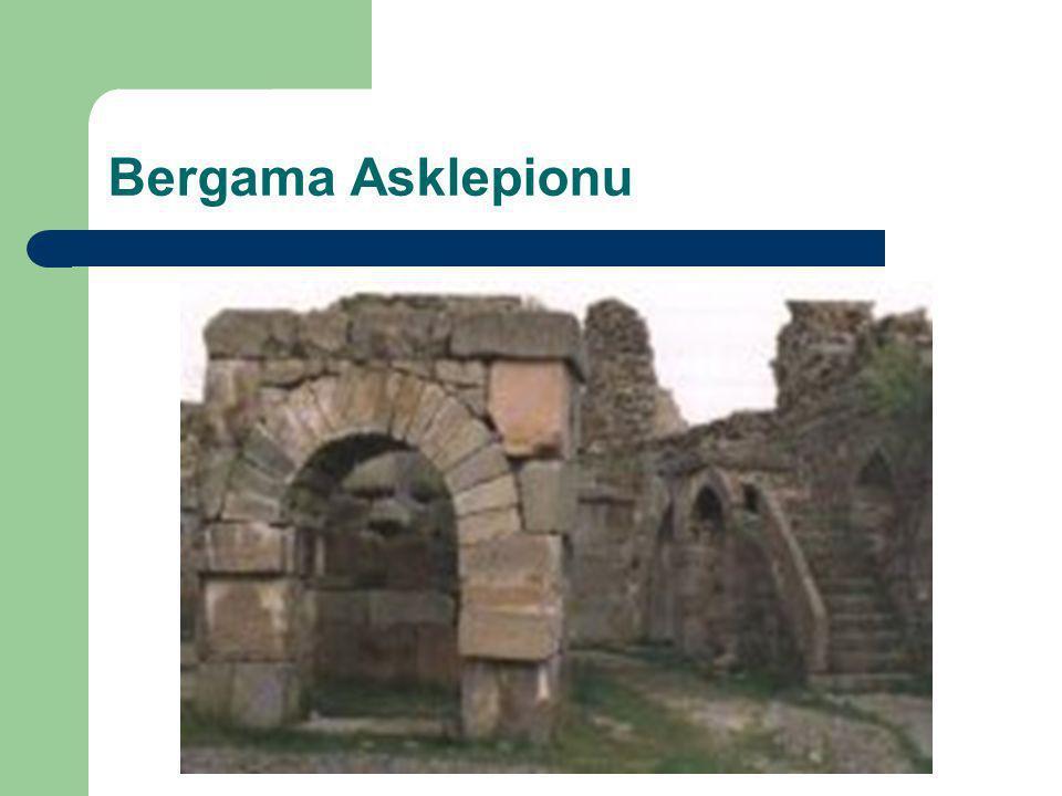 Bergama Asklepionu
