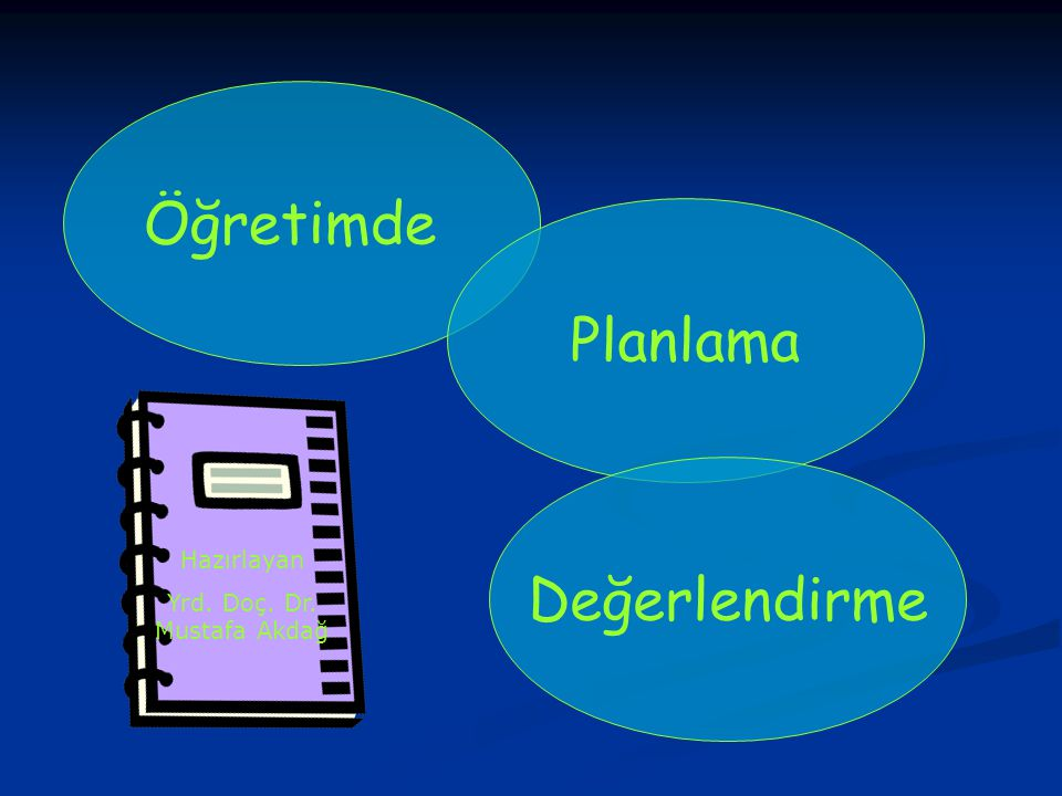Yrd. Doç. Dr. Mustafa Akdağ