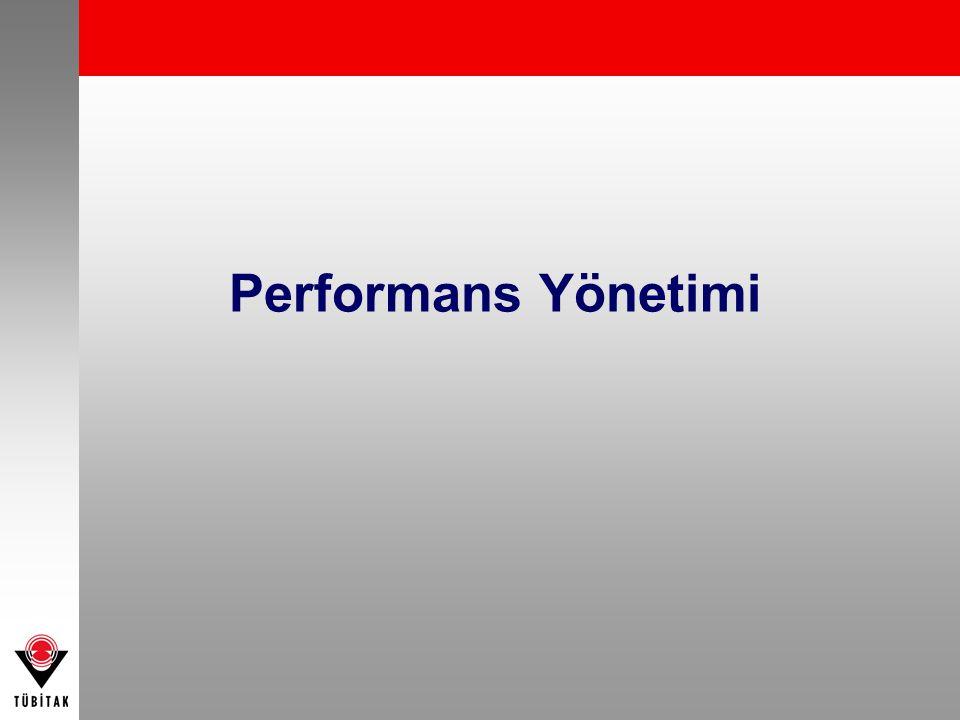 Performans Yönetimi