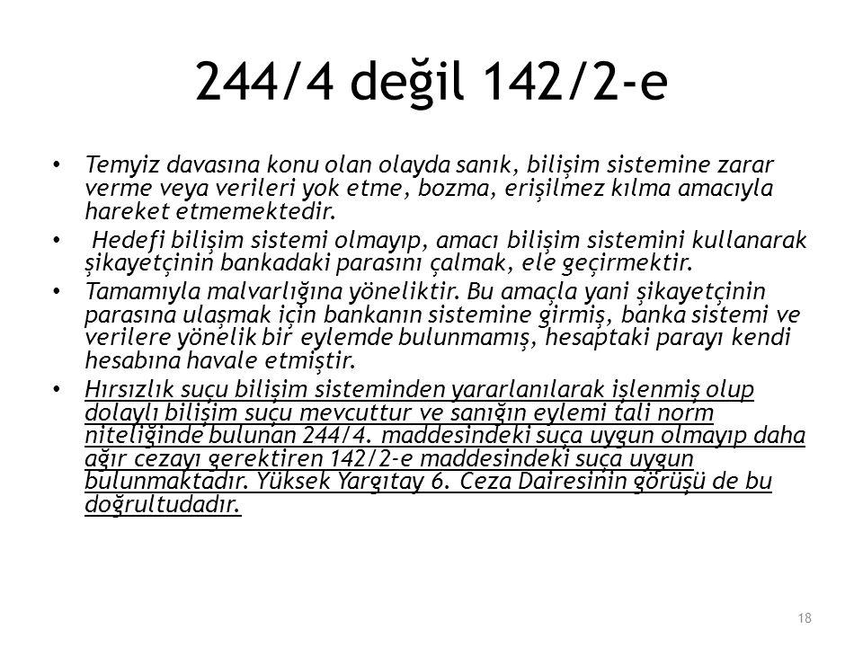 244/4 değil 142/2-e