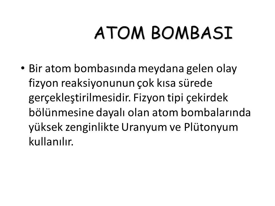 ATOM BOMBASI