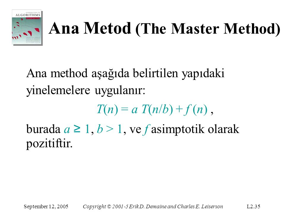 Ana Metod (The Master Method)