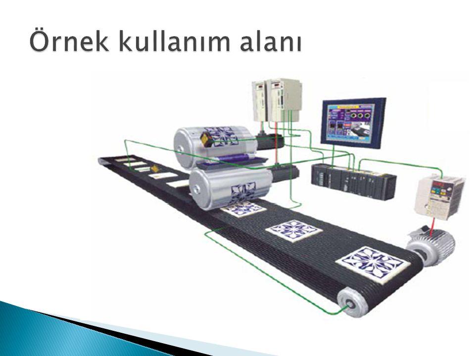 Örnek kullanım alanı