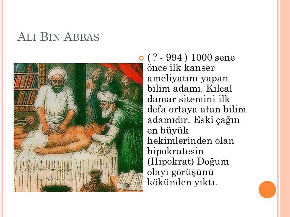 Ali Bin Abbas