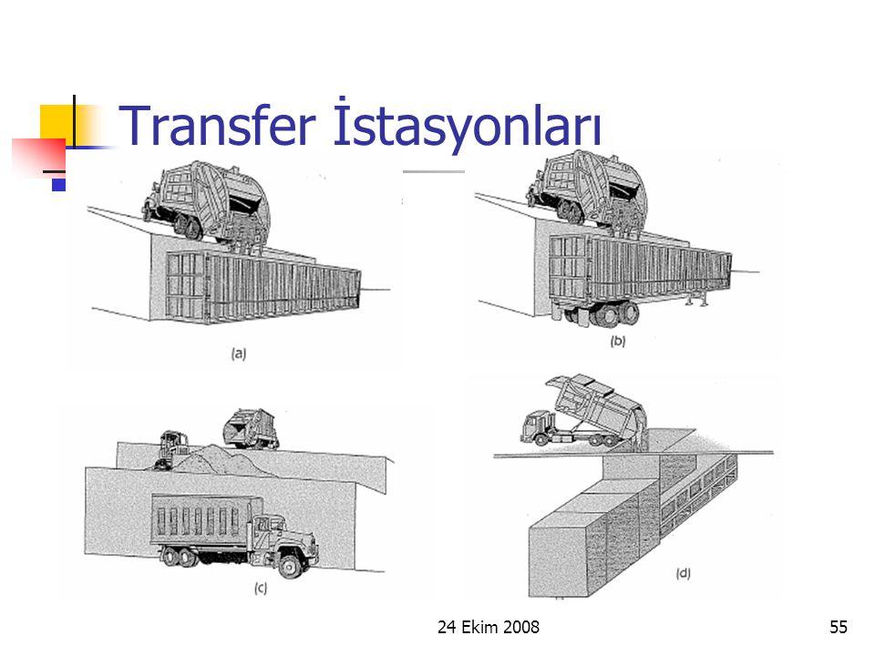 Transfer İstasyonları