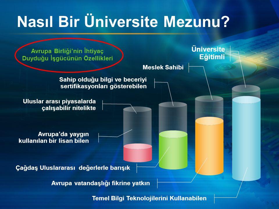 Nasıl Bir Üniversite Mezunu