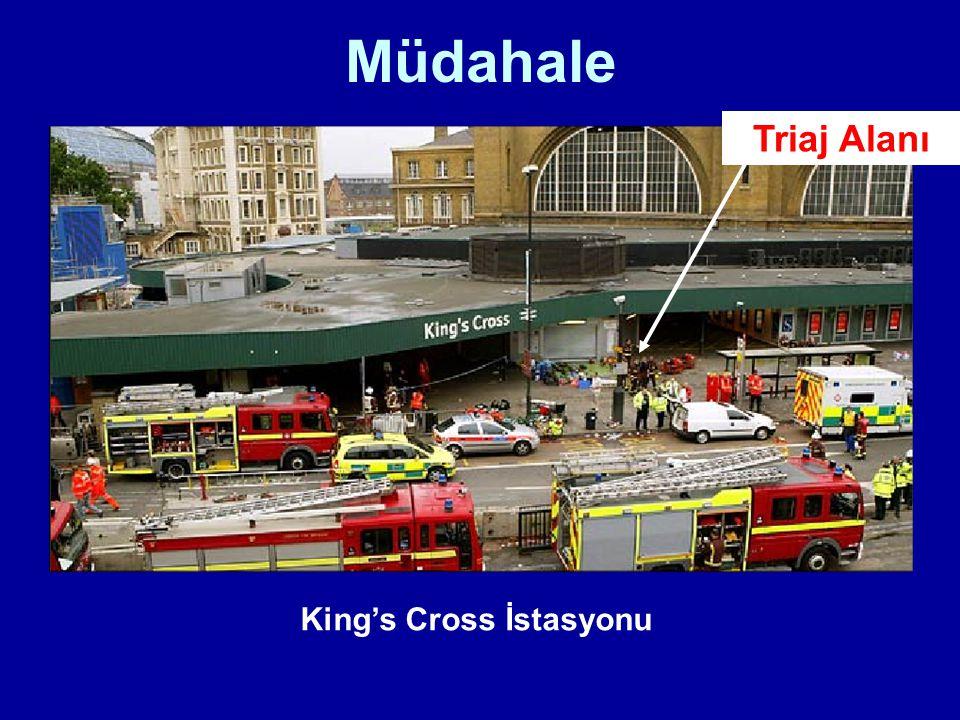 King's Cross İstasyonu