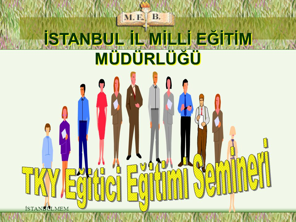 İSTANBUL İL MİLLİ EĞİTİM MÜDÜRLÜĞÜ
