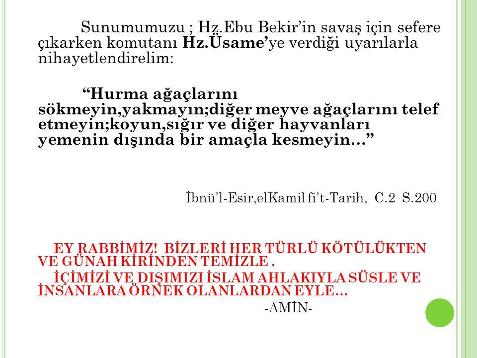 İbnü'l-Esir,elKamil fi't-Tarih, C.2 S.200