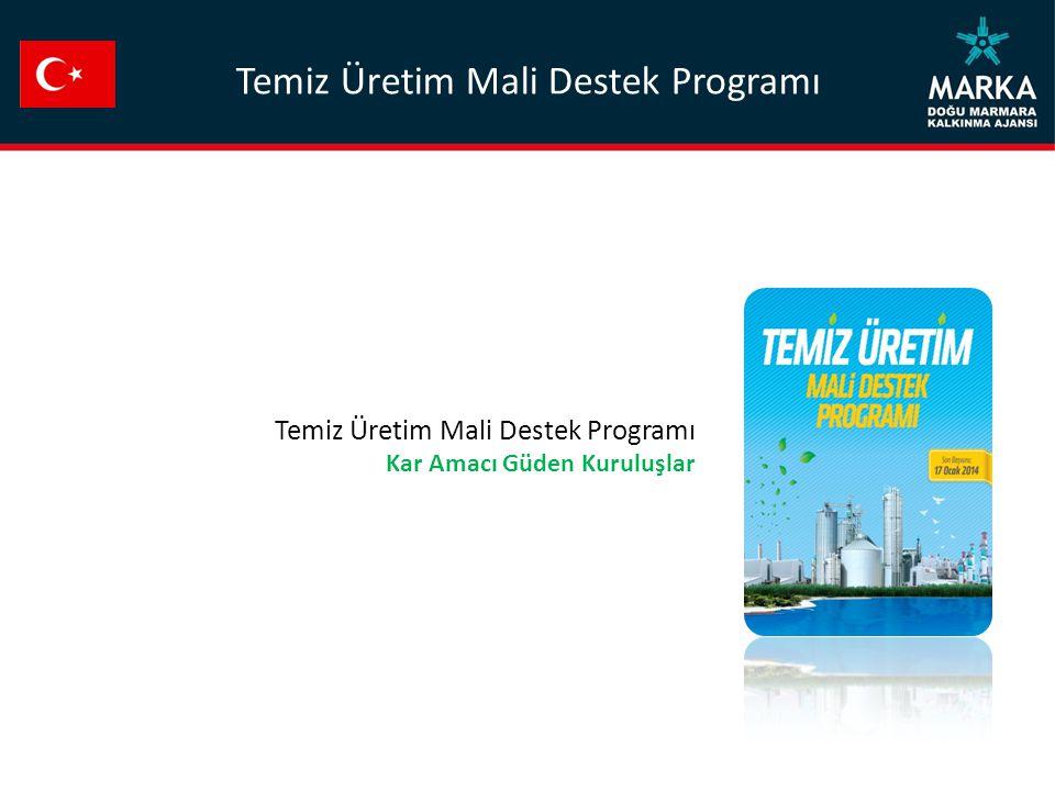 Temiz Üretim Mali Destek Programı