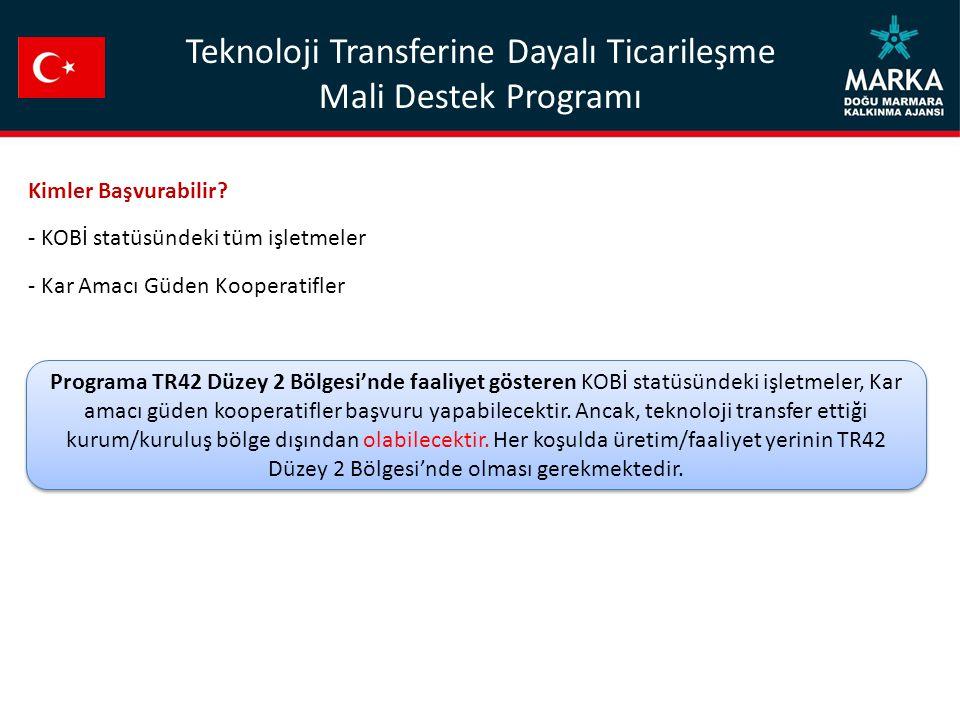 Teknoloji Transferine Dayalı Ticarileşme