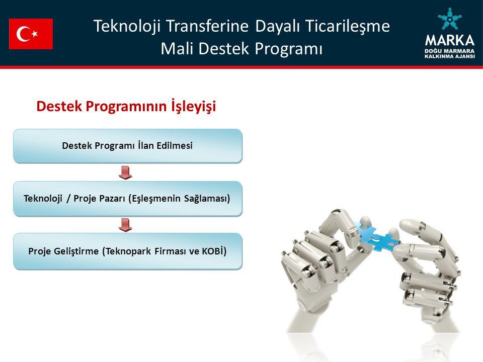 Teknoloji Transferine Dayalı Ticarileşme Mali Destek Programı