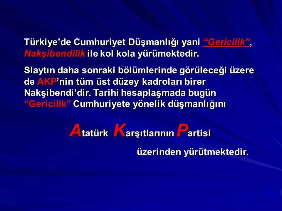 Atatürk Karşıtlarının Partisi