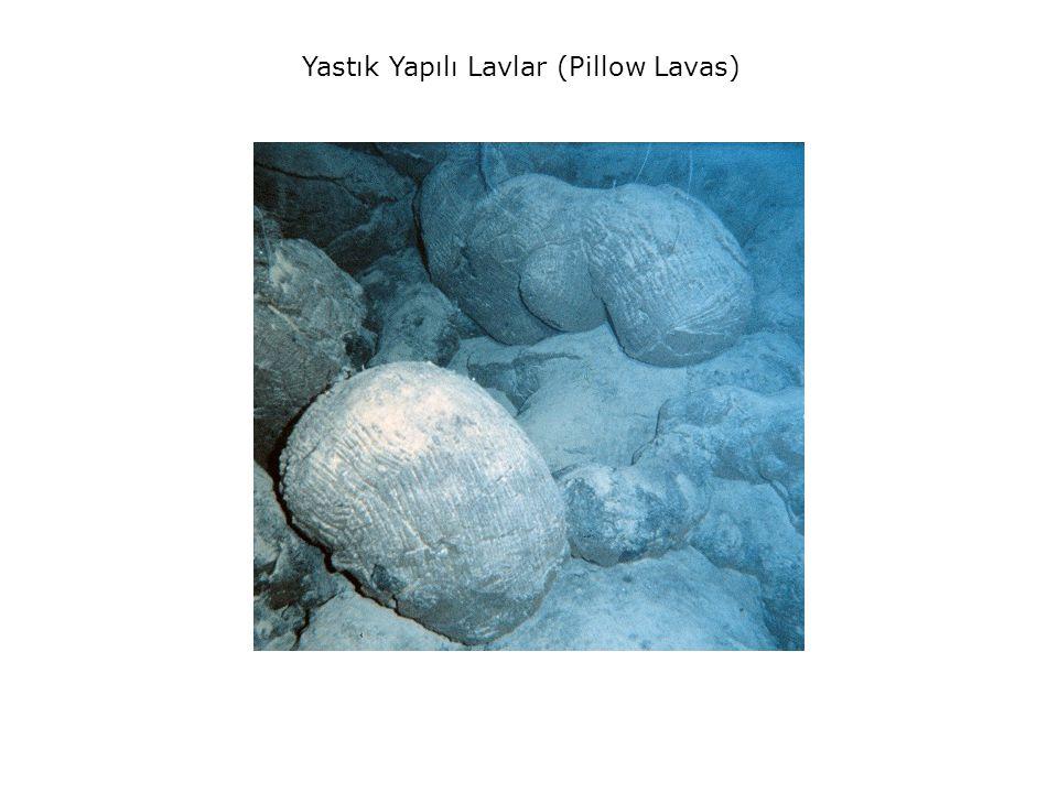 Yastık Yapılı Lavlar (Pillow Lavas)