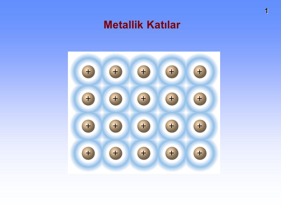 Metallik Katılar