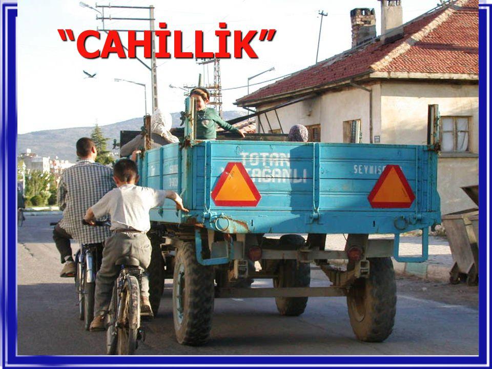 CAHİLLİK