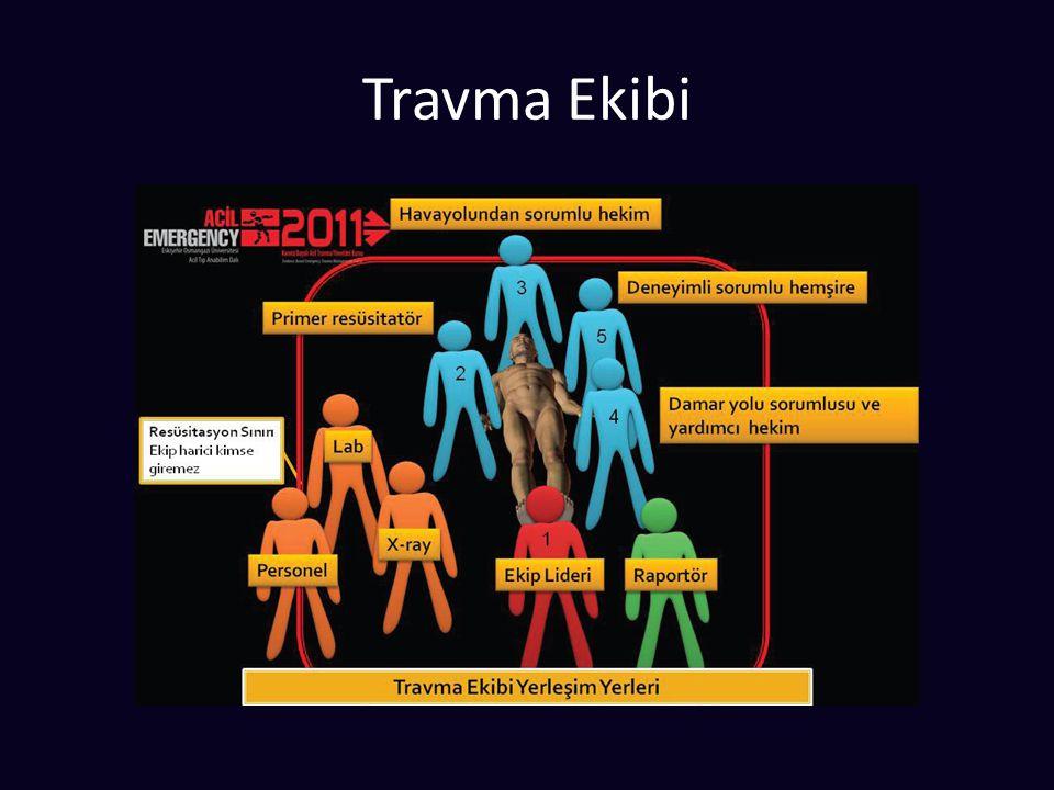 Travma Ekibi
