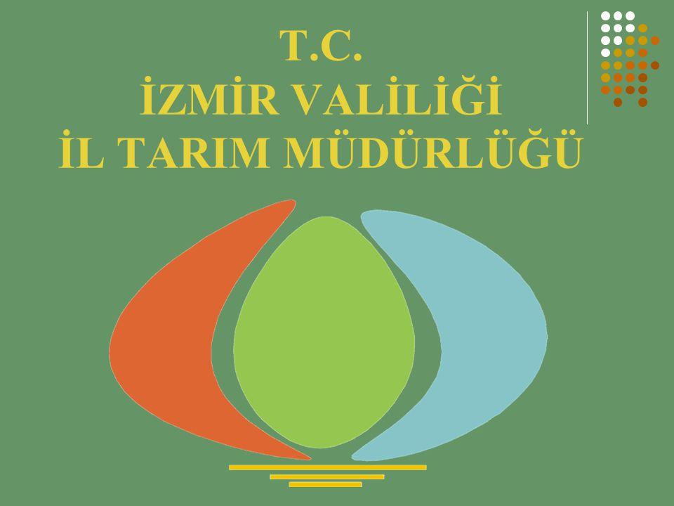 T.C. İZMİR VALİLİĞİ İL TARIM MÜDÜRLÜĞÜ