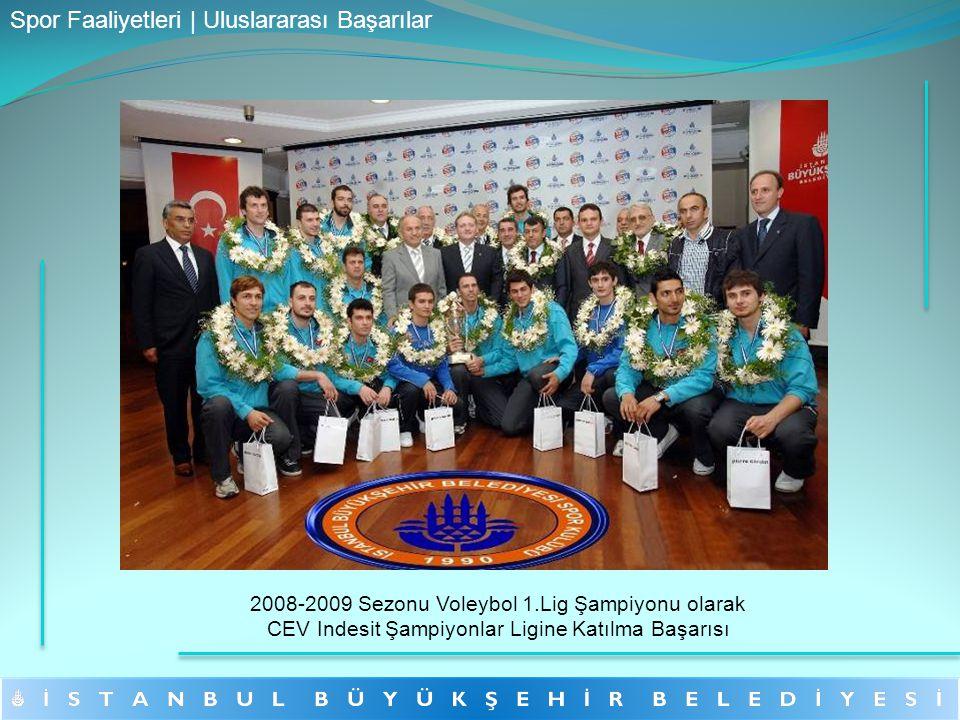 Spor Faaliyetleri | Uluslararası Başarılar