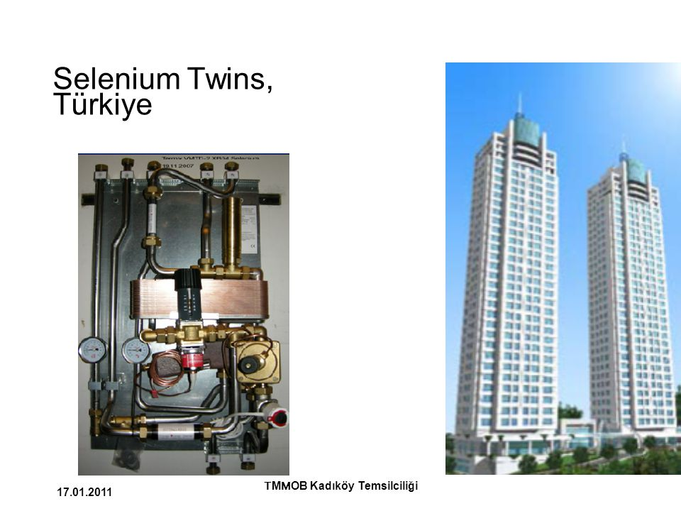Selenium Twins, Türkiye