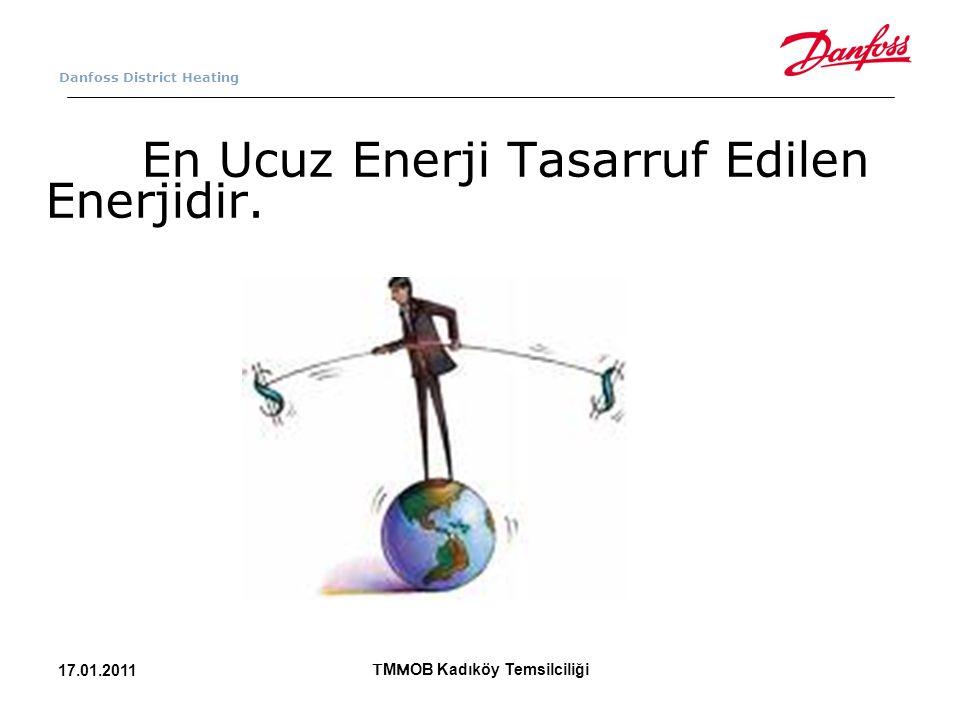 En Ucuz Enerji Tasarruf Edilen Enerjidir.