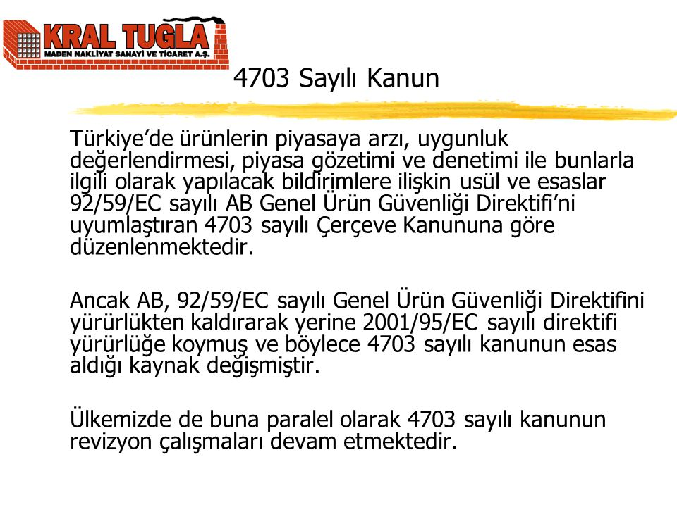 4703 Sayılı Kanun