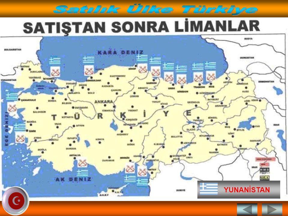 Satılık Ülke Türkiye YUNANİSTAN