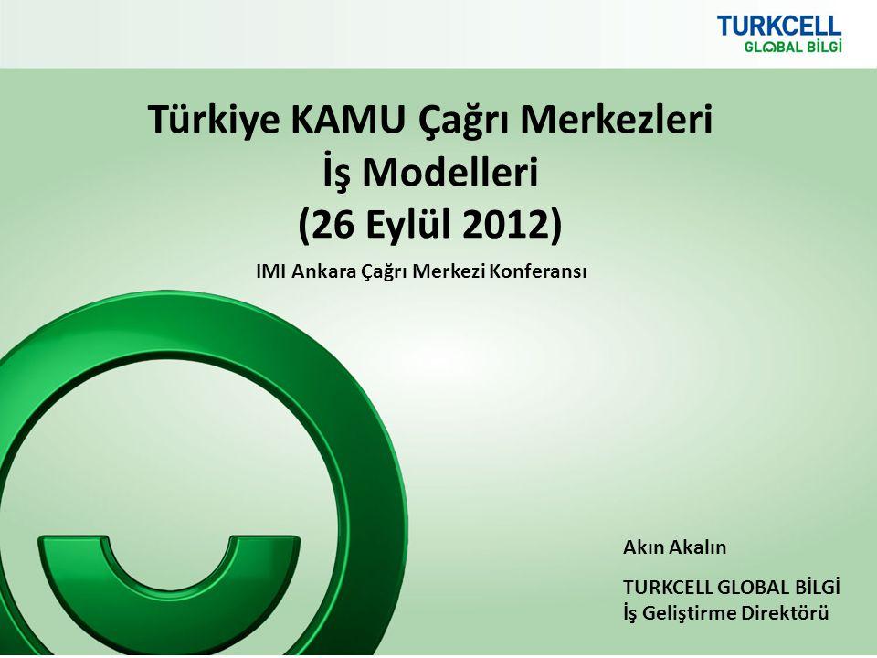 Türkiye KAMU Çağrı Merkezleri