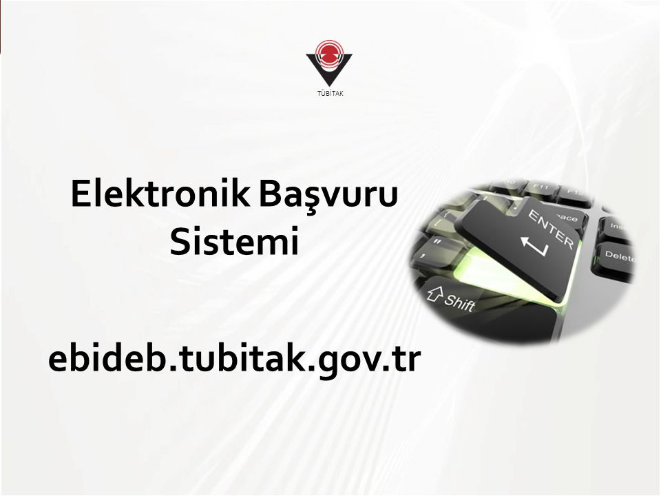 Elektronik Başvuru Sistemi